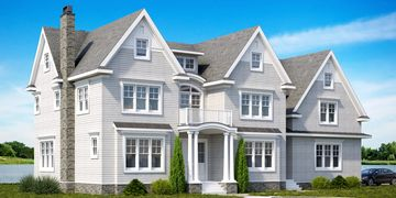 38 Birch Lane Greenwich CT New Construction Home For Sale Private Schools Golf Lake Front Tennis