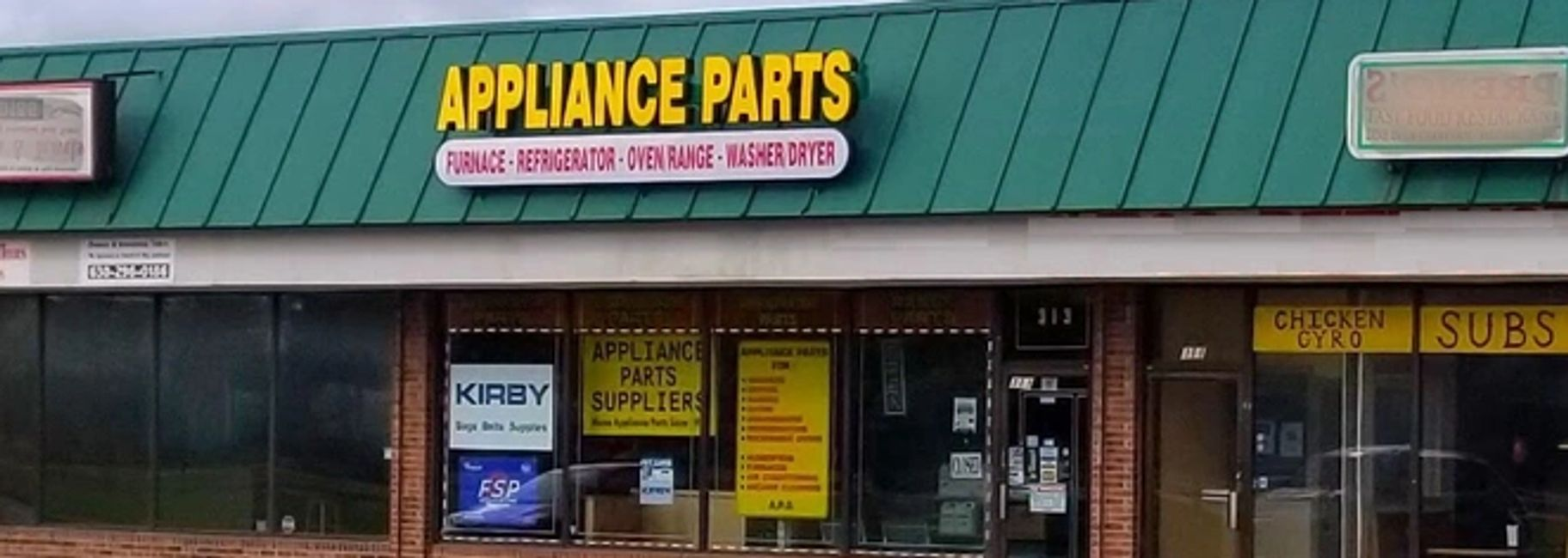 Appliance Parts Suppliers picture