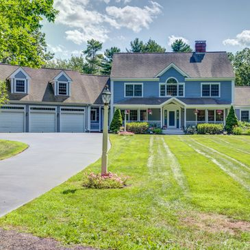 South Portland Maine Estate with acreage, real estate for sale.