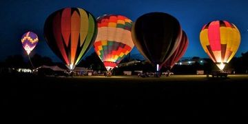 hot air balloon festival chester county pa pennsylvania