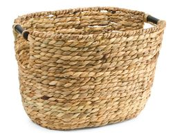 Medium Natural Havana Storage Basket