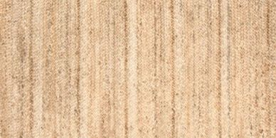 Natural Jute Braided 6' x 9' Area Rug