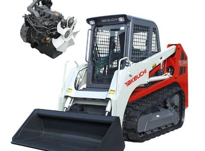 Engine for Takeuchi TL240