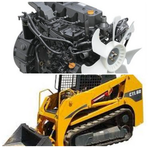 Yanmar engine for Ghel CTL60