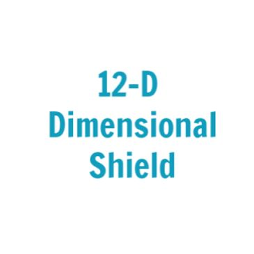 12D Shield helps connect you to your higher god self (12d platinum ray avatar god self)
