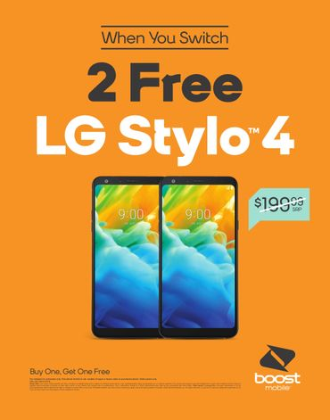 In Style Wireless - Boost Mobile Phones - Jackson, Mississippi | In