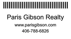 Paris Gibson Realty