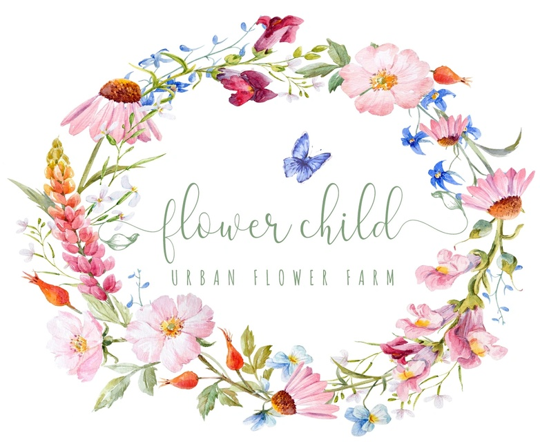 Flower Child Urban Flower Farm