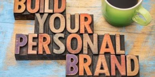 one of the branding service- building personal brand shown in the image