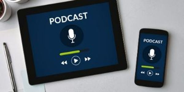 one of the growth hacking service-Podcasting shown in the image