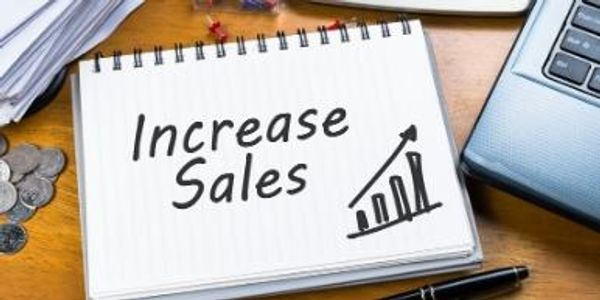 Importance of advertising-increasing sales shown in the image