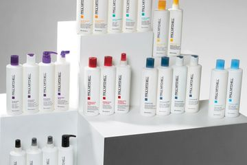 Paul Mitchell Hair care products.  Shampoo, Conditioner, Heat protectant, Styling Hair Spray,