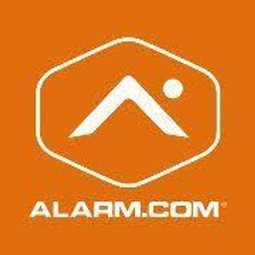 Alarm.com Interactive monitoring through the cellular network.  Gives the customer the full control