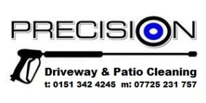 Precision Driveway & Patio Cleaning