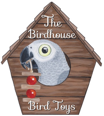 The Birdhouse Bird Toys
