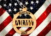 Personalized Wooden Army Christmas Ornament ~$10.00