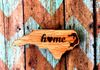 State Shape Wooden Magnet ~$5.00  Many Colors Available
