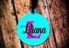 Personalized Christmas Ornament (Initial and Name) ~$7.50  Many Colors Available
