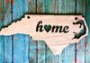 Wooden State Home Signs ~ $12.00  Many colors Available
