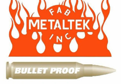 Metaltek fabricating chicago Bullet Proof