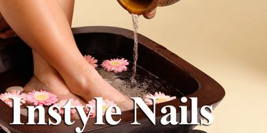 Instyle Nails nail salon Albuquerque