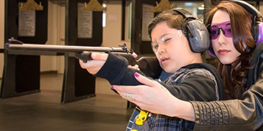 Kids Camp with NRA Trainers at CalibersUSA.com