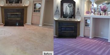 Carpet Dyeing, Dye Carpet, Bleach Stain Dye, Change carpet color, Dye RV Carpet, Dye rugs
