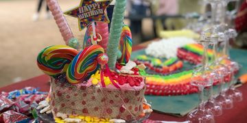 Oasis Camel Dairy visit san diego and have your birthday party with us