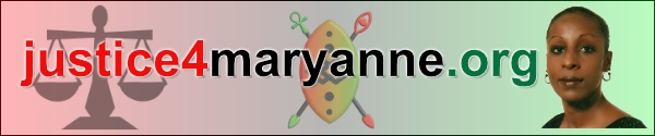 Justice 4 Maryanne