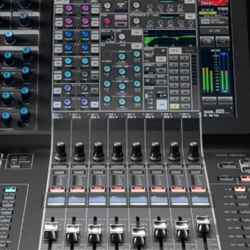 yamaha cl5 digital audio mixer for audio engineers