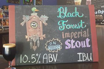 Audacious Aleworks Black Forest Imperial Sttou