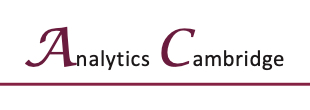 Analytics Cambridge