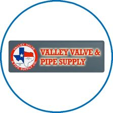 Valley Valve & Pipe Supply Logo
