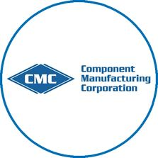 Component Manufacturing Corporation Logo