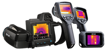 FLIR Infrared Cameras by Look Thermography, Corp