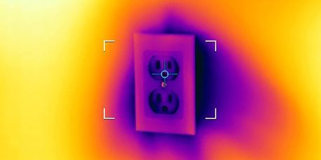 Residential Infrared Thermography Inspection by Look Thermography, Corp.