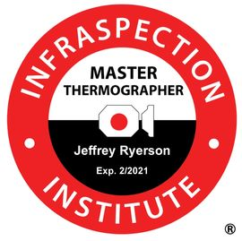Jeff Ryerson - Master Thermographer - Look Thermography Corp