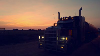 FLUID HAULING - Pelch Services - servicing Rosetown, Kindersley and area