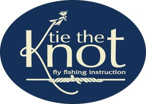 Tie The Knot Fly Fishing Instruction