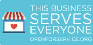 This business serves everyone.  openforservice.org