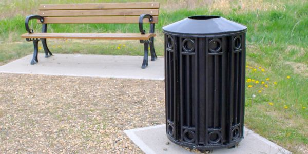 WR 106 Waste Receptacle
