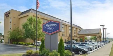 Hampton Inn, Springfield, Ohio