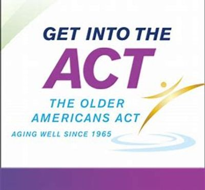 Logo of the Older Americans Act
