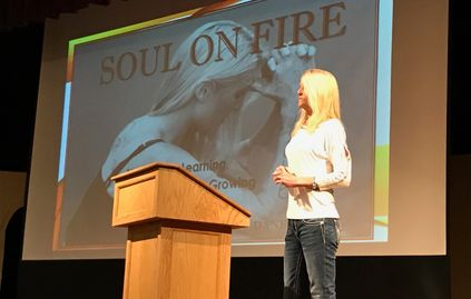 inspirational themes soul on fire