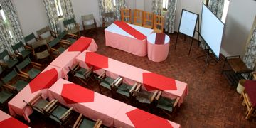 One of our several conference halls