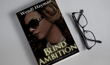 Image of the book Blind Ambition