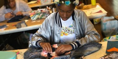 summer camp, summer art camps, art camp, pottery camps, fashion design camp, St. Louis