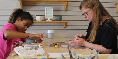 kids art classes, art classes, St. Louis, pottery classes, pottery wheel, adult art classes