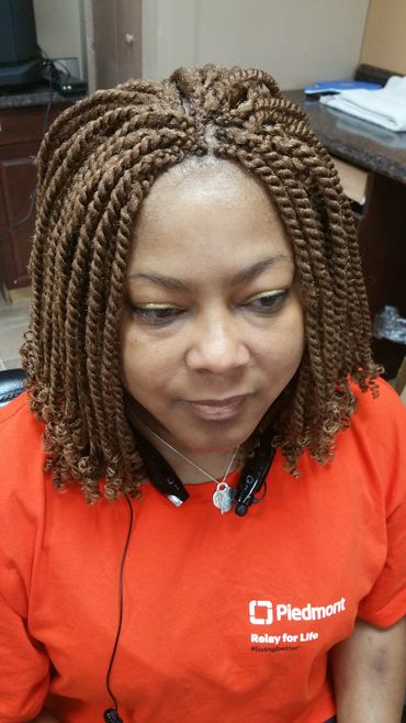 kinky twist | DEDE\'S AFRICAN HAIR BRAIDING florida