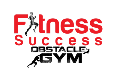 Fitness Success Obstacle Gym